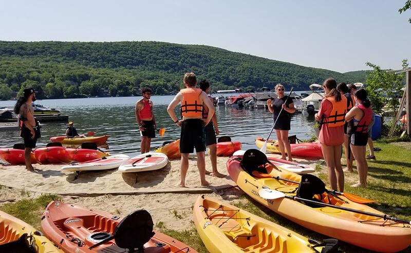 SUP & Kayak Events