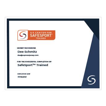 SafeSport Trained